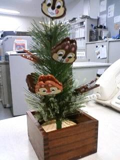 クリスマスツリー2008
