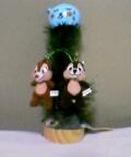 クリスマスツリー完成型2007