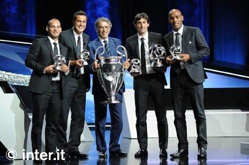 UEFA award2010