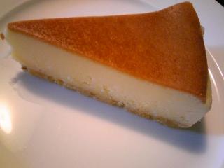 「ベイクドチーズケーキ」不二家