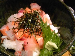 「海鮮丼」兼平鮮魚店(福岡市)