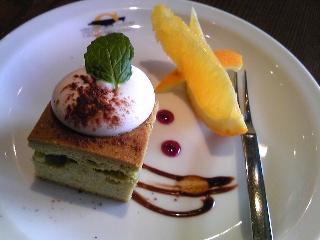 「ランチのデザート」スラッシュカフェ(福岡市)