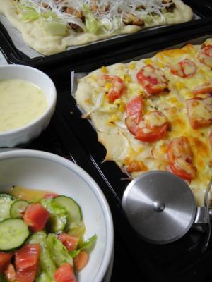 ピザの日♪