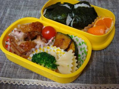 うーちゃんのお弁当♪