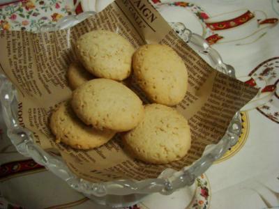 ごまクッキー♪