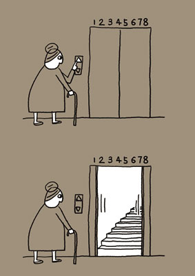 エレベター