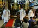 加持祈祷をする修法師