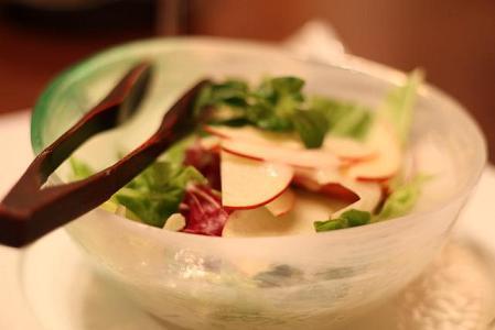 りんごサラダ2