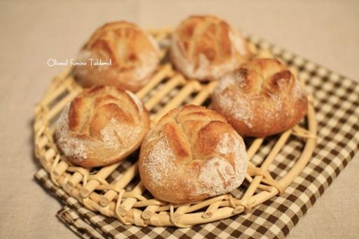 オリーブオイル風味のハードパン