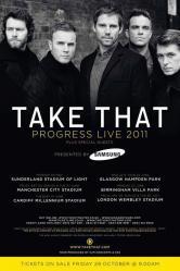 Progress Live Tour 2011