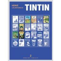 タンタンの冒険②ペーパーバック版6冊セット