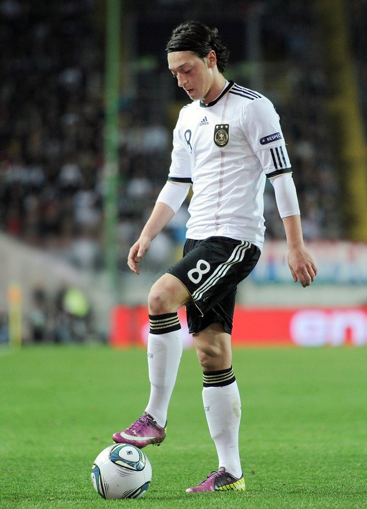 ドイツ代表、ユニのほうが!