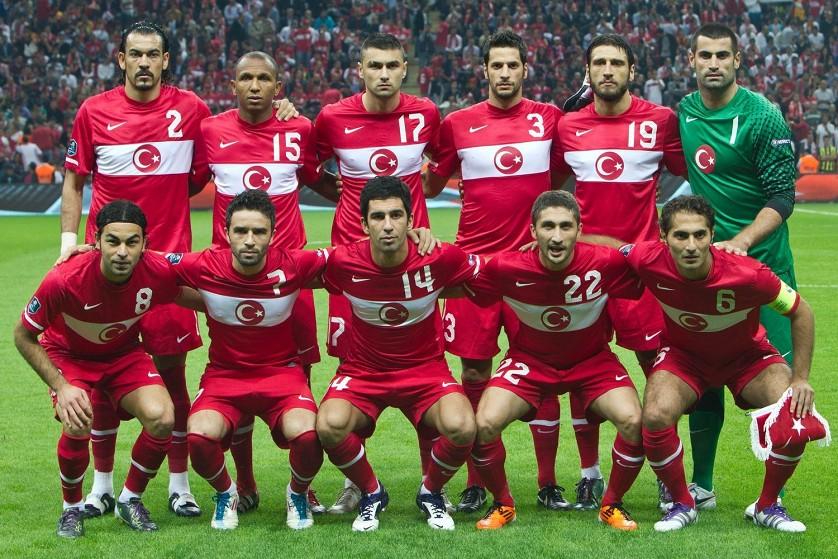トルコ代表!