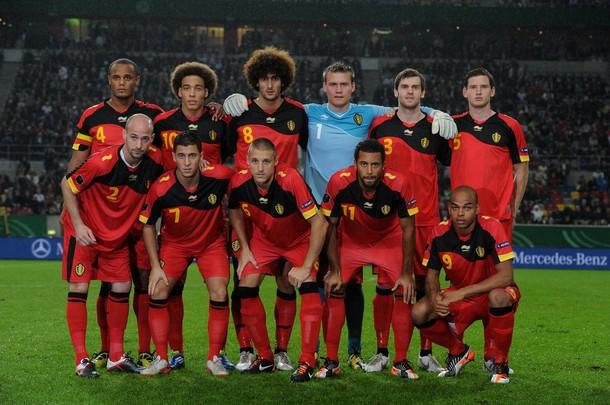 ベルギー代表!