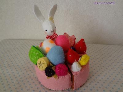 イースターケーキ1