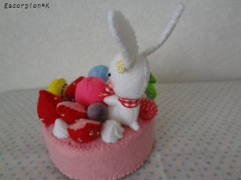 イースターケーキ2