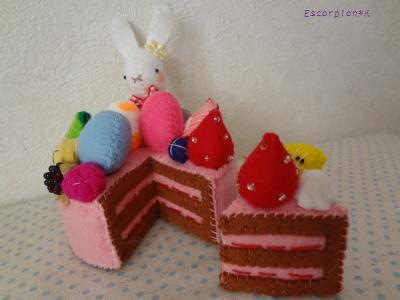イースターケーキ3