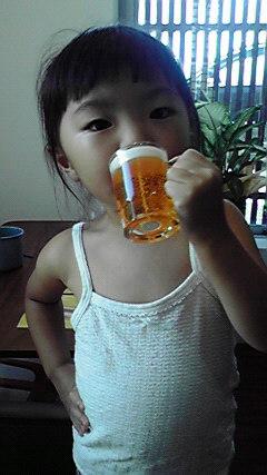 ビールのりん