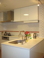 アフター キッチン2