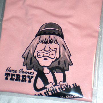 Rock T Shirt Here Comes Terry
