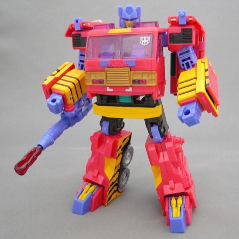 オートボットスパーク02
