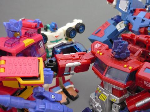 オートボットスパーク08