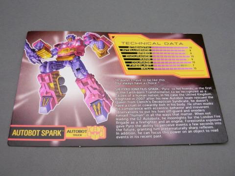 オートボットスパーク09