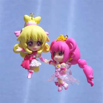 『ドキドキ!プリキュアマスコット』&『スマイルプリキュア!プリンセスマスコット』