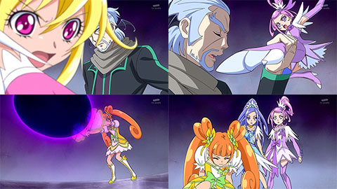 【ドキドキ!プリキュア】第07話「ギリギリの戦い!さらば、プリキュア!!」