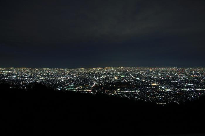 生駒山より、1