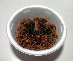 究麺 ソース焼そば New(できあがり)