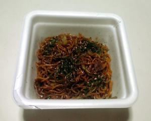 凄麺 NEO焼そば(できあがり)