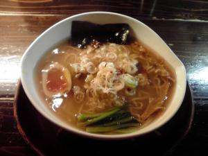 天下ご麺 近江塩鶏麺