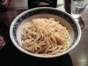 時屋 つけ麺(特盛)