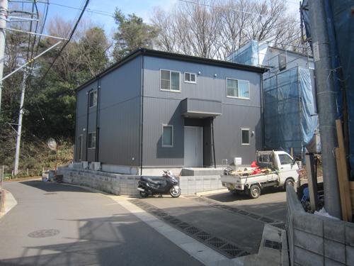 最近の建売り住宅