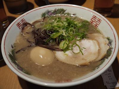 福岡 博多ラーメン