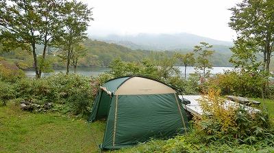 須川湖キャンプ場2