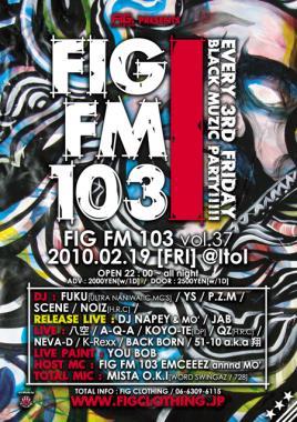 FIG FM 103 vol.37