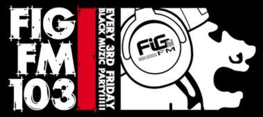FIG FM 103 LOGO