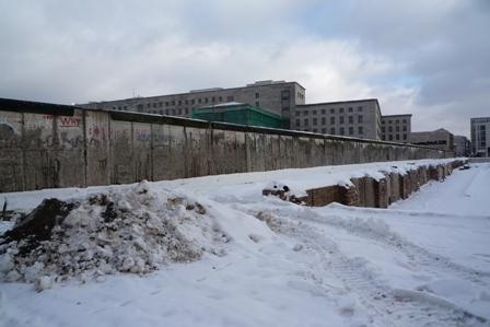 ベルリンの壁 東