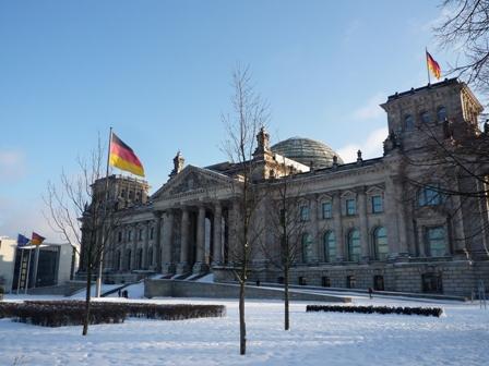 ドイツ議事堂