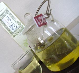 コラーゲン緑茶3