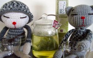 コラーゲン緑茶2