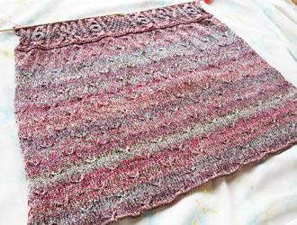 毛糸だま2007秋号 模様編みのベスト