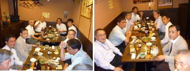 2010環境部会暑気払い_1