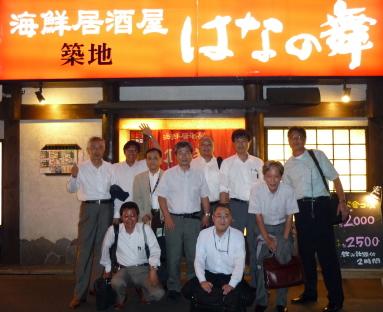 2010環境部会暑気払い_2