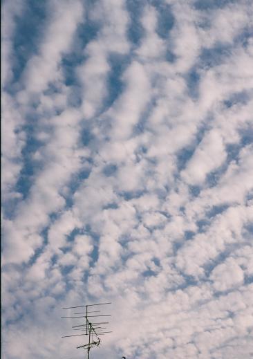 雲×いっぱい