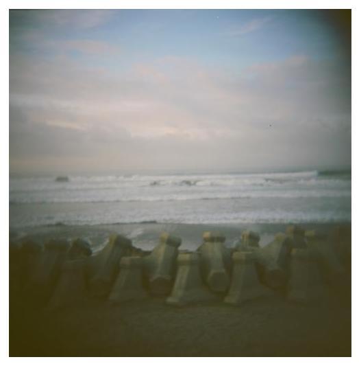 Ashigari beach