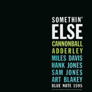 「somethin' else」Cannonball Adderley (1958)