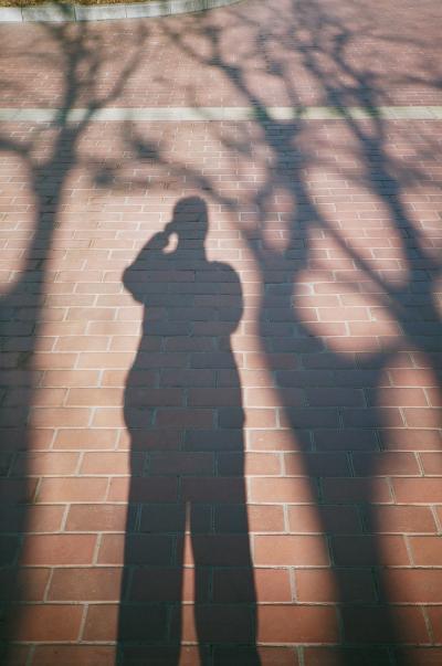 my shadow